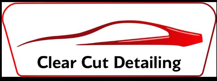 clear cut detailing logo